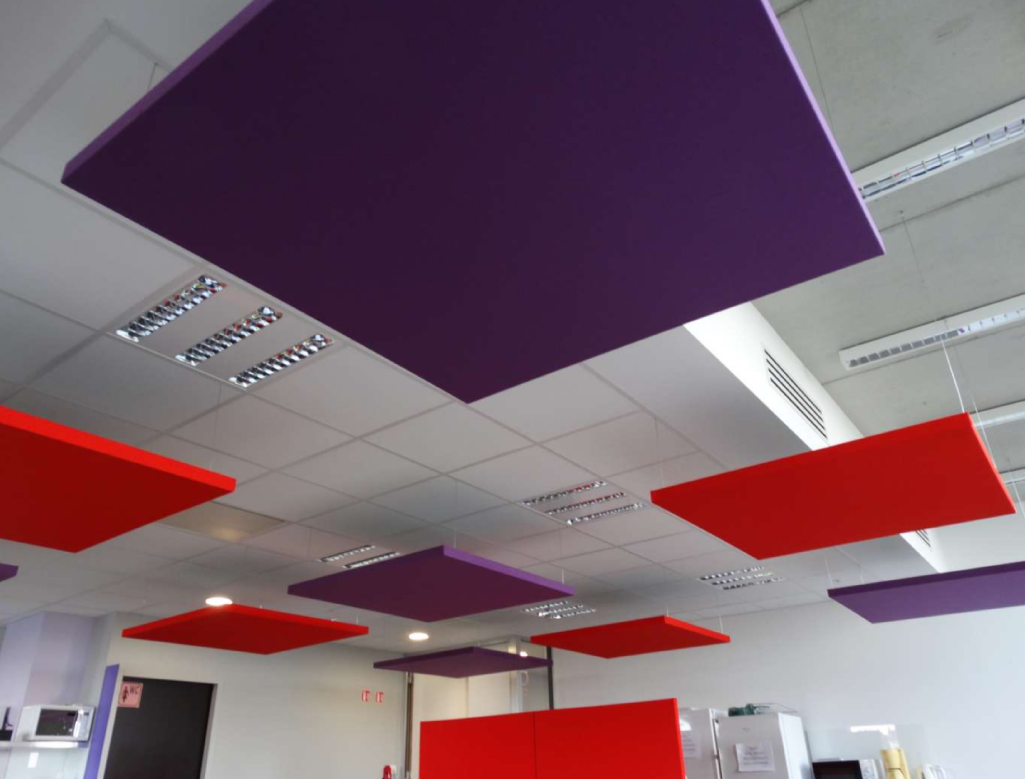 spacing solutions acoustiques